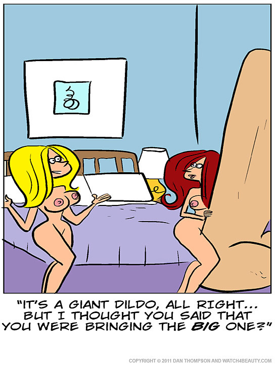 Watch4beauty - erotic art magazine - latest joke